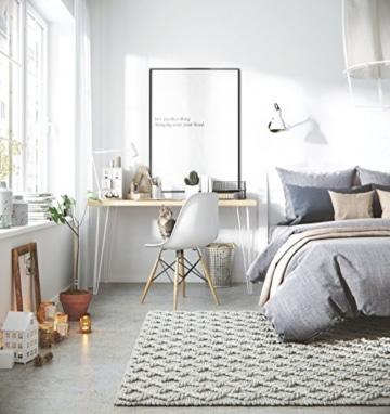 4 x Hairpin Legs - Haarnadel Tischbeine - Farben & Größen wählbar - 10cm bis 86cm Höhe-2