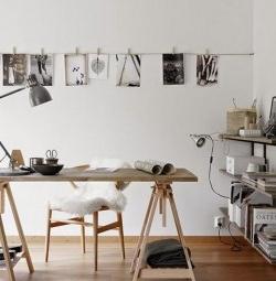Arbeitszimmer - Schreibtisch - Einrichtungsideen