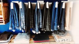 Begehbarer Kleiderschrank - Hosenaufhänger - DIY