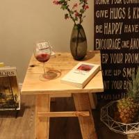 Tisch Beistelltisch bauen
