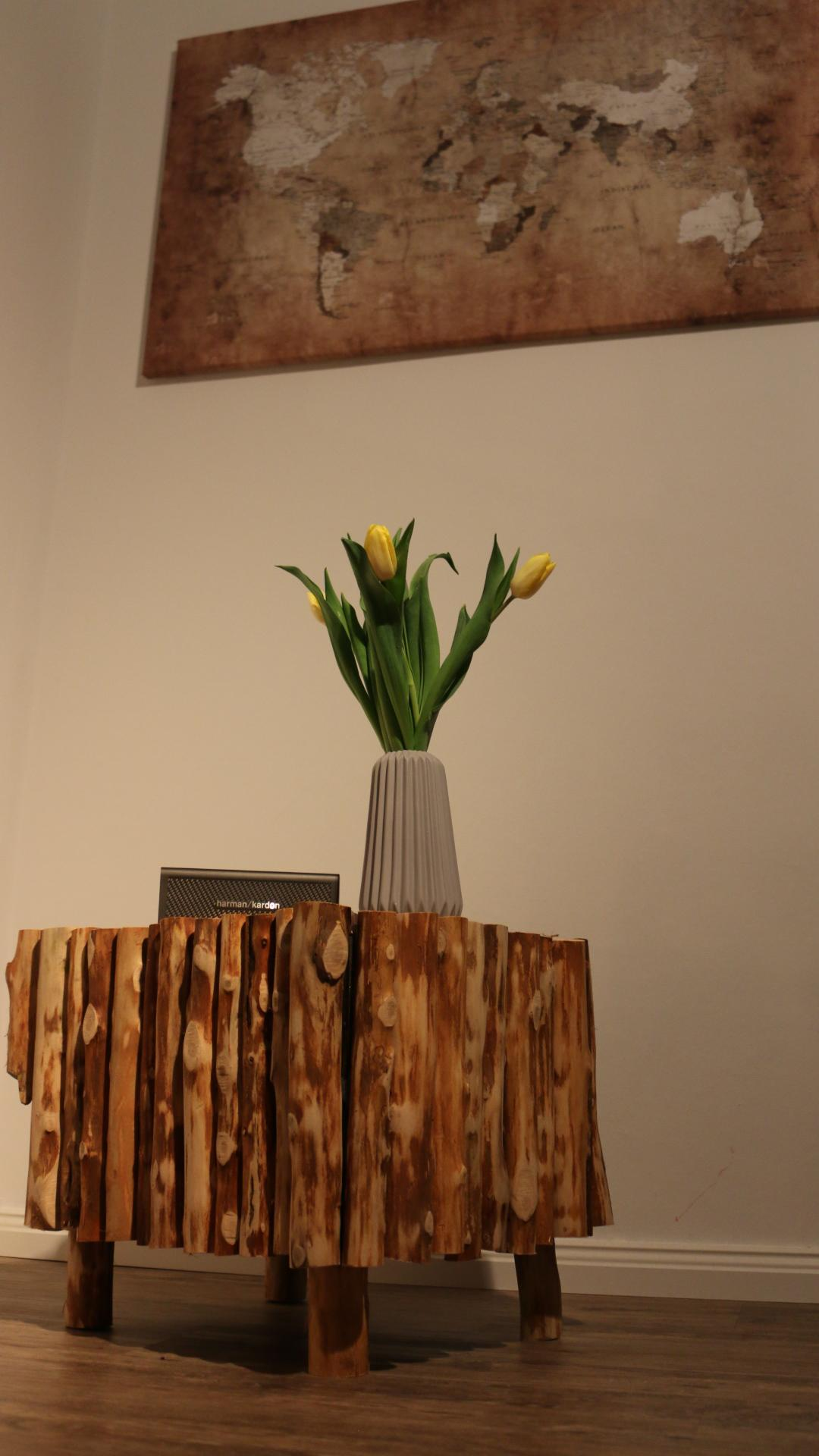 ᐅ beistelltisch aus altholz selber machen - diy ideen - anleitung - Altholz Selber Machen