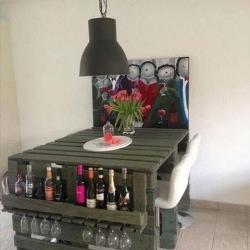 Europaletten - Möbel aus Paletten - 511