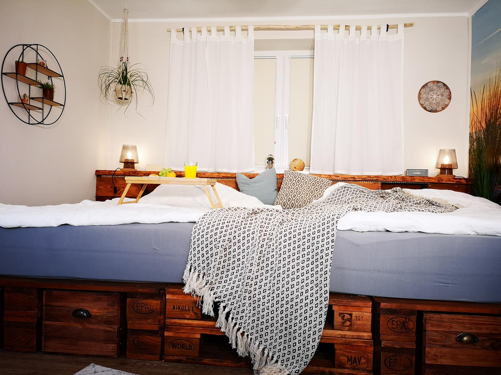 ᐅᐅ Xxl Familienbett Die Richtige Matratze Fur Unser Kingsize Bett