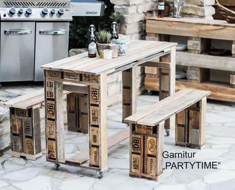 Fußboden Aus Palettenholz ~ ᐅ terrasse aus paletten selber bauen palettenmöbel diy anleitung