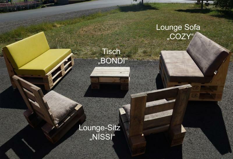Loungemöbel Aus Paletten ᐅ gartenmöbel aus paletten europaletten möbel palettenmöbel shop