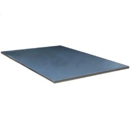 Grilltisch Platte aus Edelstahl Palettenmoebel