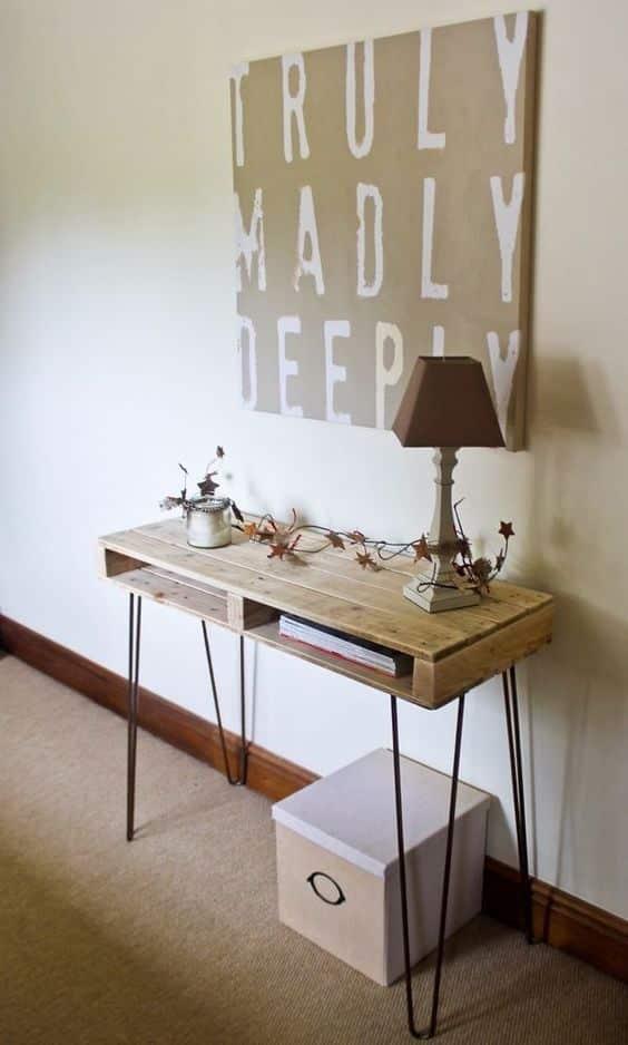 hairpin legs tischbeine aus metall bobby pins 6 diy. Black Bedroom Furniture Sets. Home Design Ideas