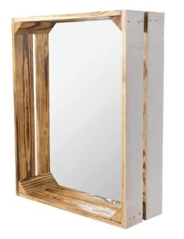 Holzkiste-mit-Spiegel