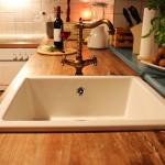 Küchen diy-selber bauen-Arbeitsplatte