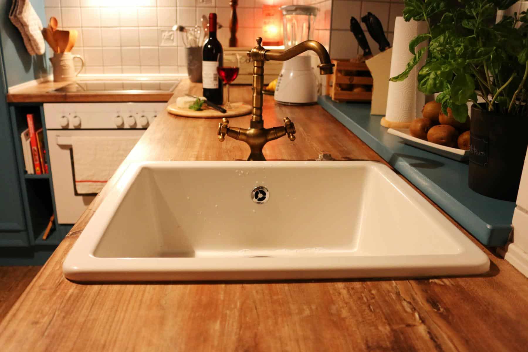 k che selber machen arbeitsplatte diy einfach selber. Black Bedroom Furniture Sets. Home Design Ideas