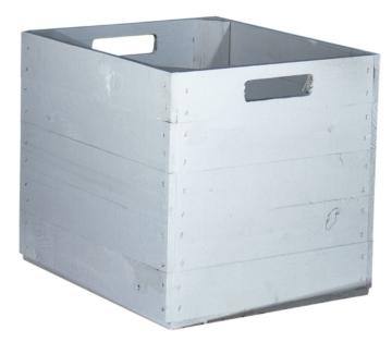 Kallax-Holzkiste-Deko Kiste