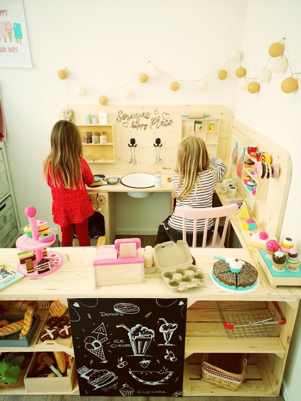 Kinderküche-selber-bauen-aus-Holz