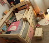 Kinderzimmer diy saris garage