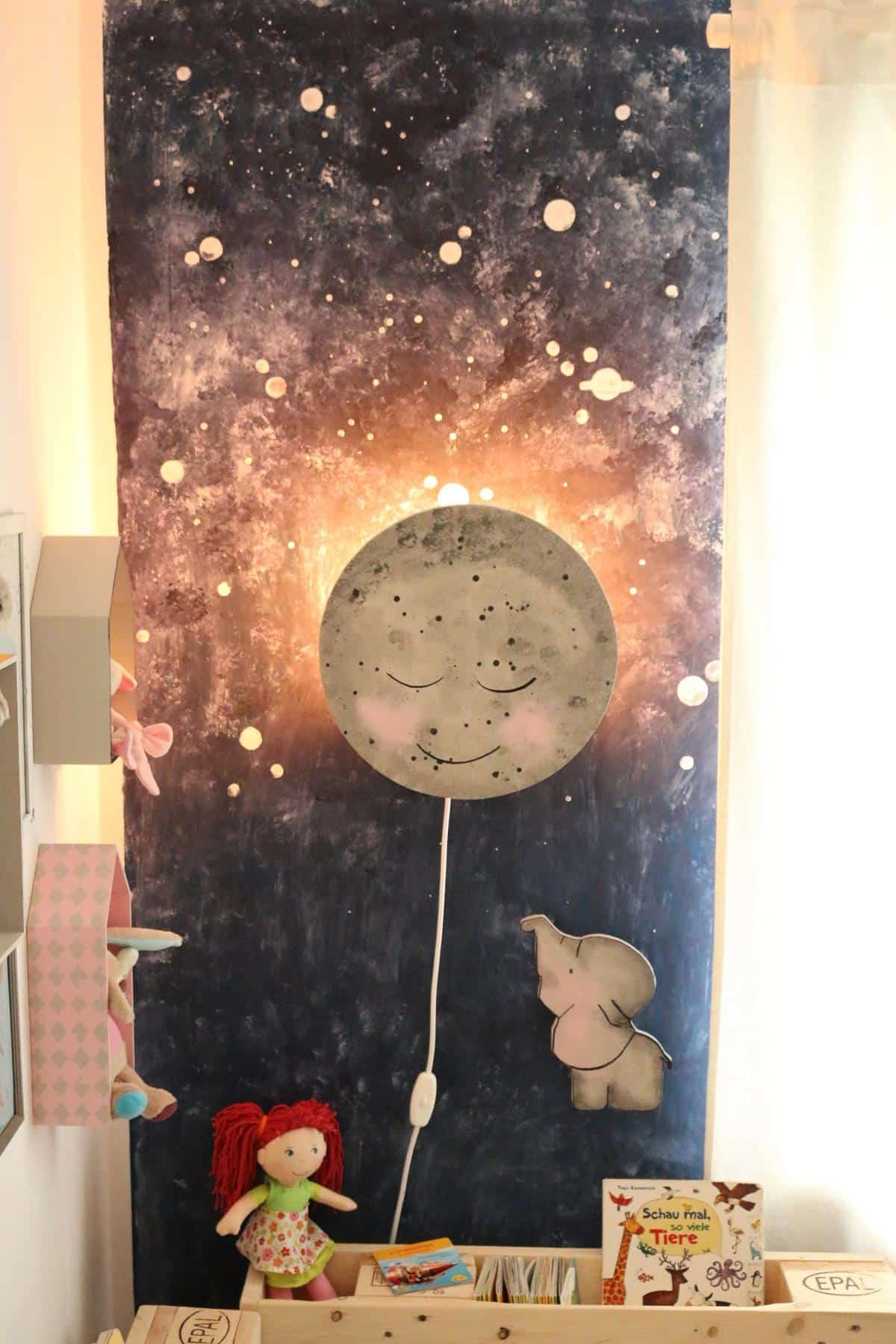 Kinderzimmer Lampen DIY