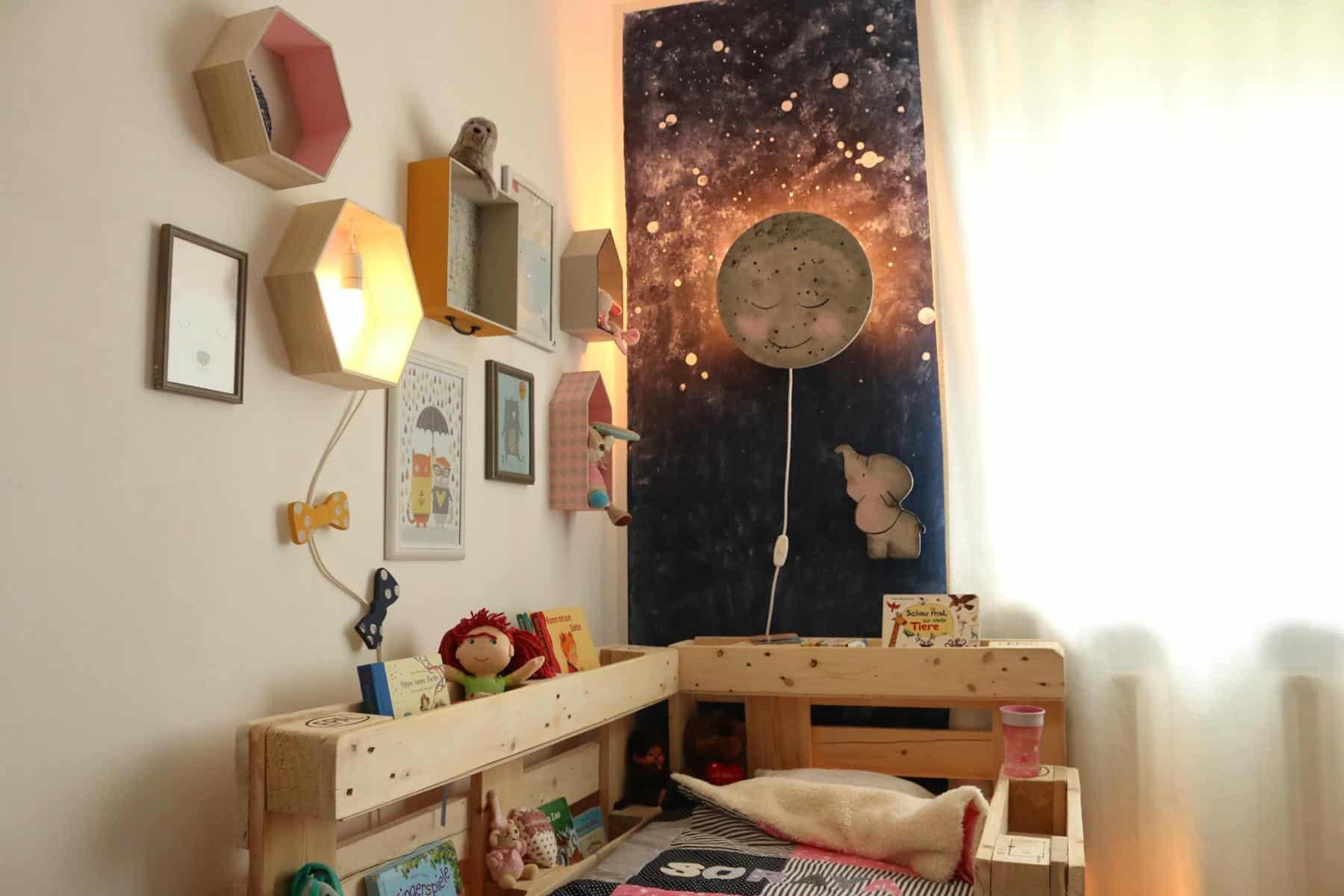 Lampe selber bauen DIY