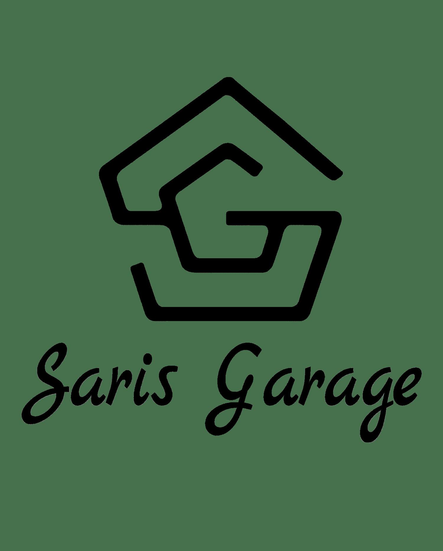 Kooperationen-Sponsoring-Saris Garage-Logo