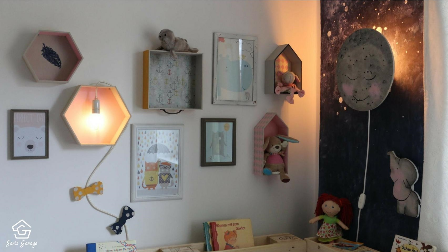 Lampe für Kinder