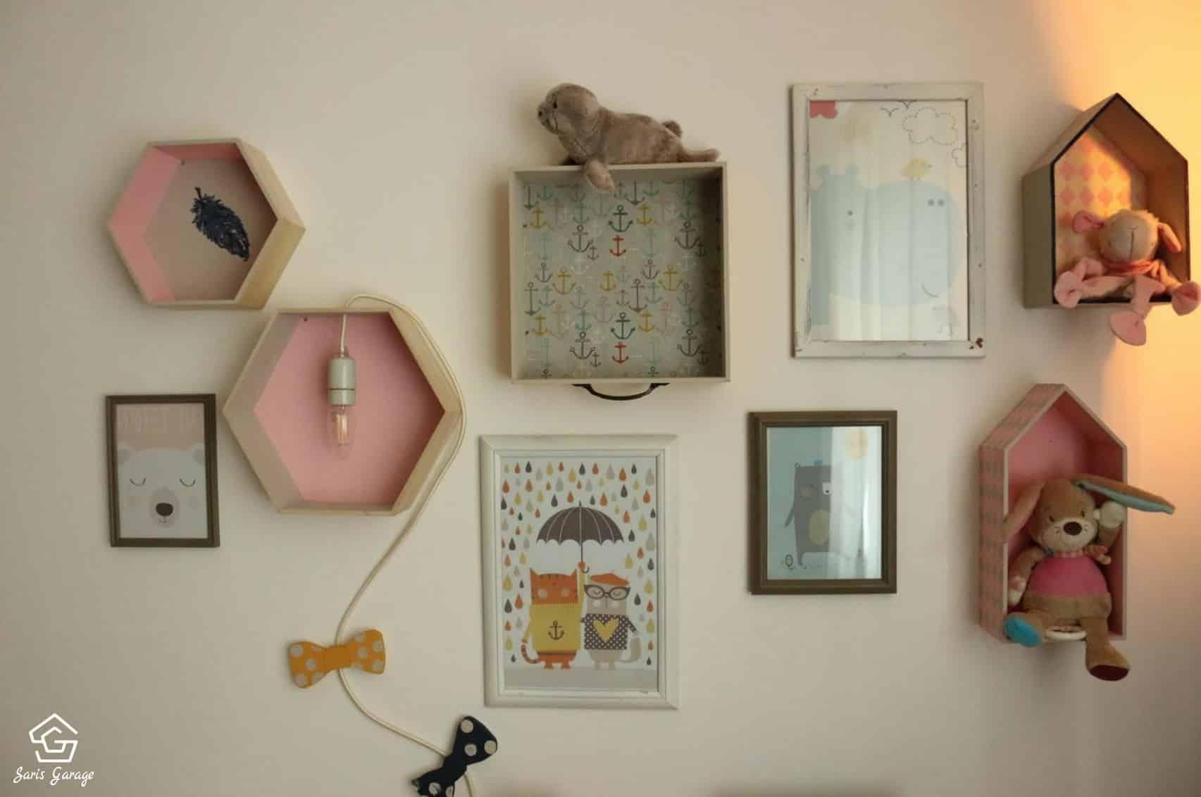 Kinderzimmer Lampe