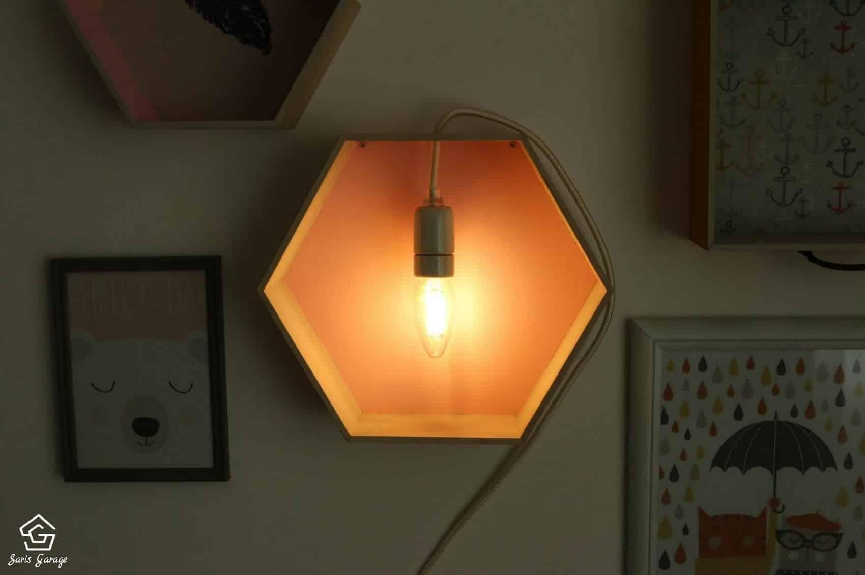 Lampe selbst bauen DIY