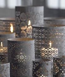 Licht - Kerzenschein -272