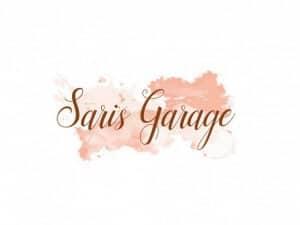 Logo - Saris Garage - Unterschrift - DIY