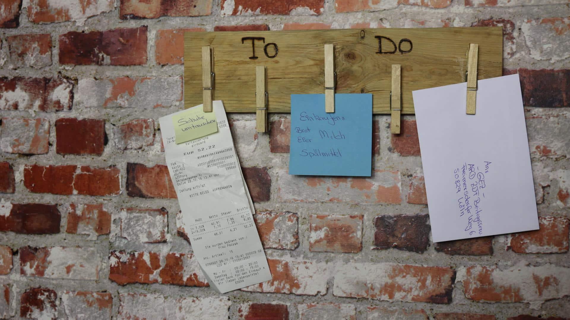 Memo Board Selber Machen DIY (2)