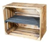 Obstkisten Regal-Schuhregal-Deko Kiste