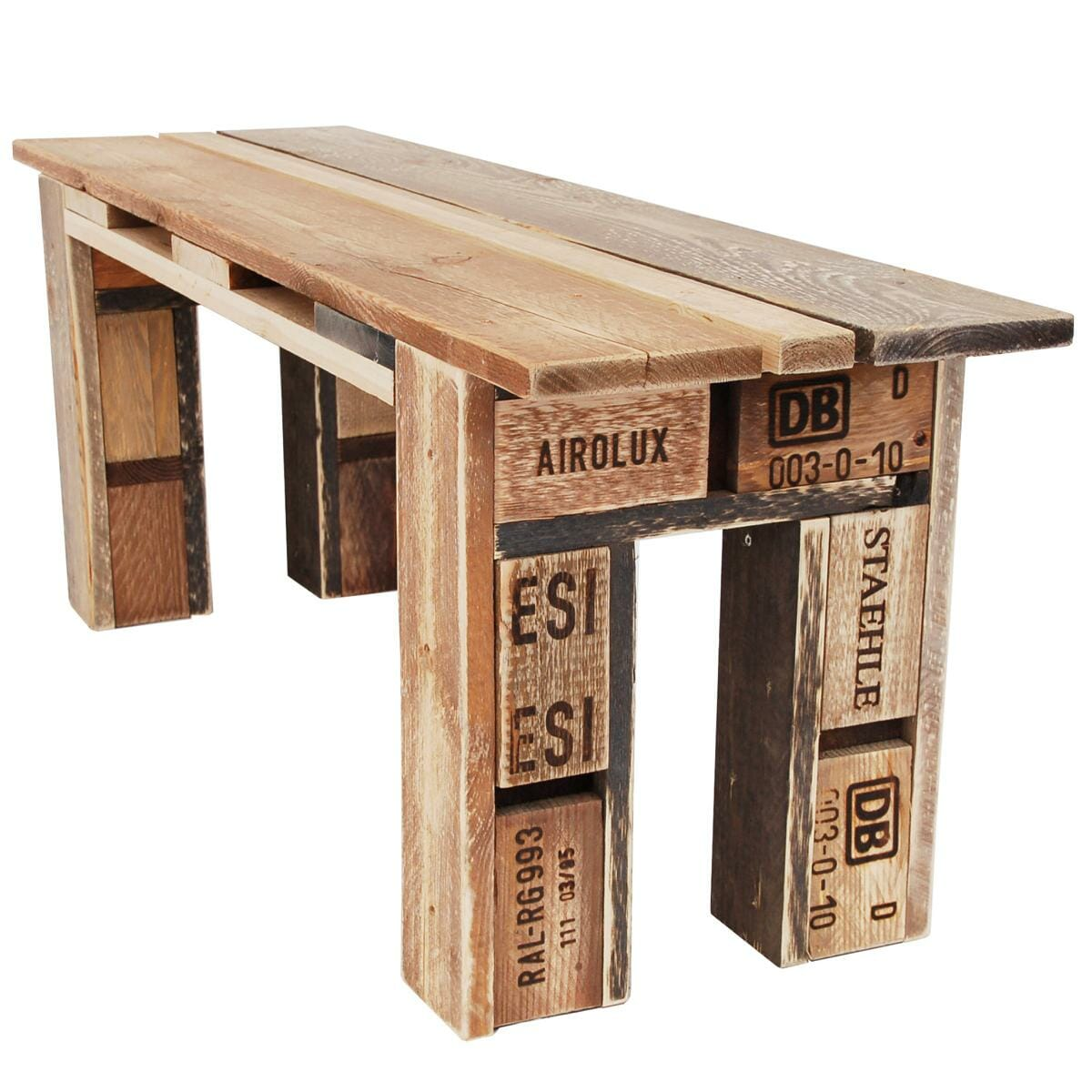 ᐅ Gartenmöbel aus Paletten - Europaletten Möbel - Palettenmöbel Shop