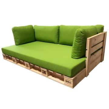 Palettensofa Lounge Wohlfuehllandschaft Palettenmoebel