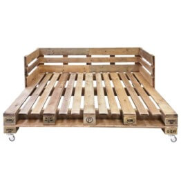 ᐅ Sofa aus Europaletten selber bauen & kaufen ...