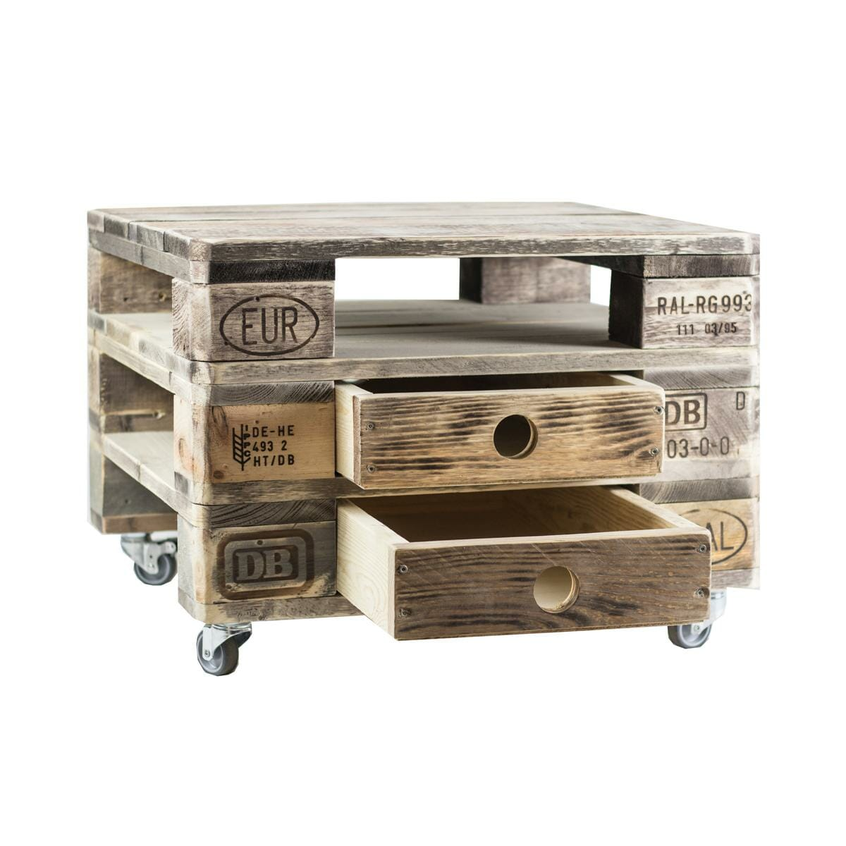 Palettentisch-Lounge Tisch- Garten Palettenmöbel-2