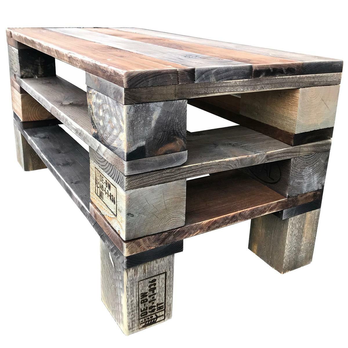 Tisch aus Paletten-Gartenmöbel aus Europaletten-3