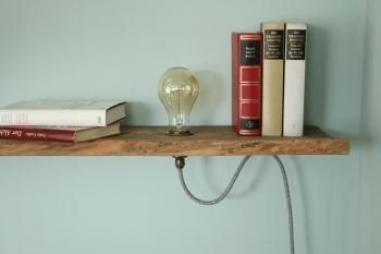 Wir Zeigen Dir, Wie Du Vintage Lampen Ganz Einfach Selber Bauen Kannst. Bei  Uns Findest Du Anleitungen Zu Betonlampen Und Lampen Aus Altholz ...