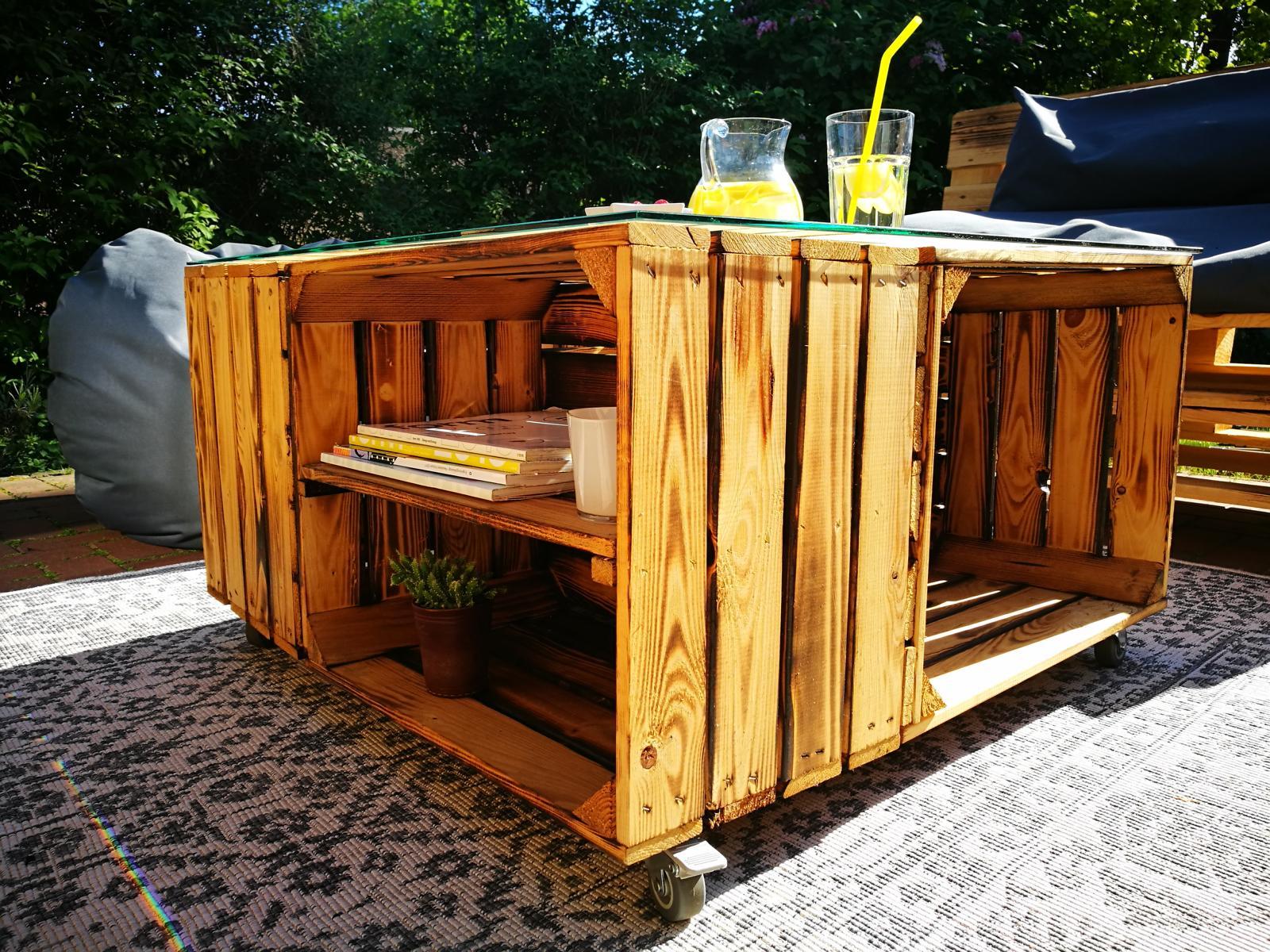 ᐅ Weinkisten Obstkisten Mobel Kaufen Vintage Holzkisten Shop