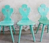 Whitewash-Stühle-aus alt mach neu