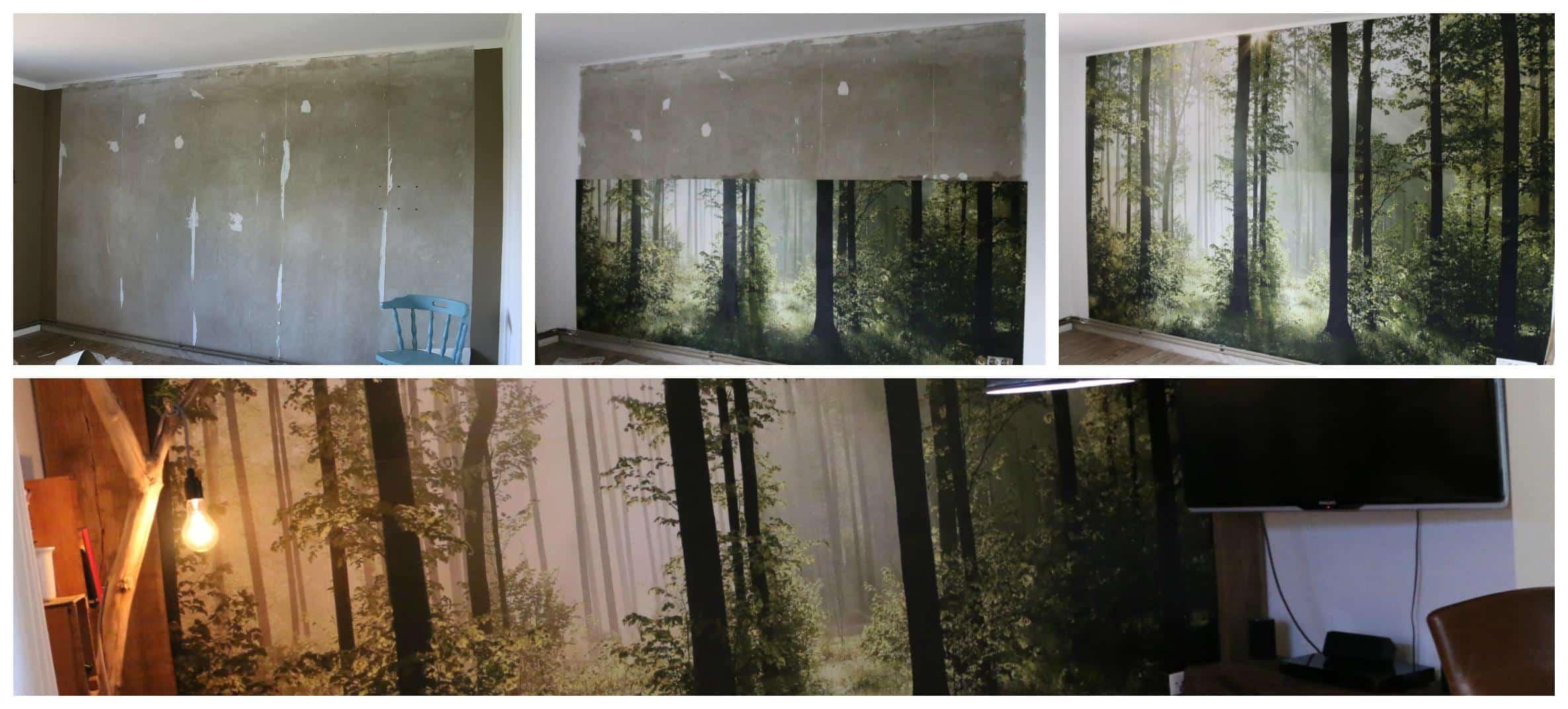 Room makeover-vorher-nachher