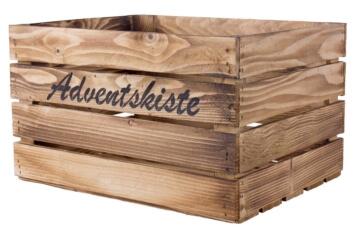 Adventskiste-holz