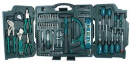 Werkzeugkoffer Set für DIY und Heimwerker