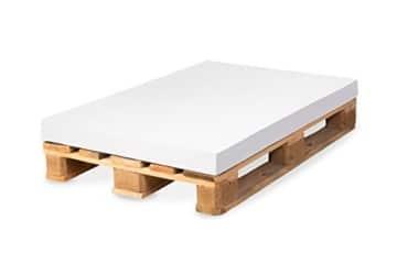 Matratzenkissen (120x80x8cm) für Europaletten- mit oder ohne Bezug wählbar- Farben wählbar – guter Sitzkomfort -