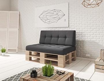 Sitzkissen 120 X 60 : palettenkissen outdoor set kaufen palettenpolster shop ~ Somuchworld.com Haus und Dekorationen