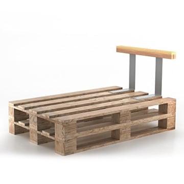 Palettenpolster Set - Kissen - Polster - Lehne - Sitz- Seitenkissen zusammstellbar -3