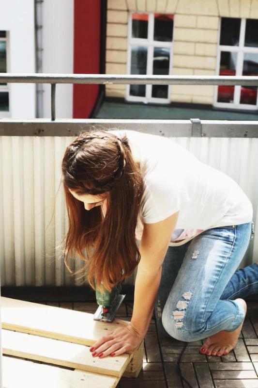 Balkonmöbel aus europaletten  ᐅᐅ】 Balkonmöbel aus Europaletten ᐅ DIY Anleitung & Shop - 2018
