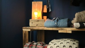 lampe aus paletten vintage diy anleitungen. Black Bedroom Furniture Sets. Home Design Ideas