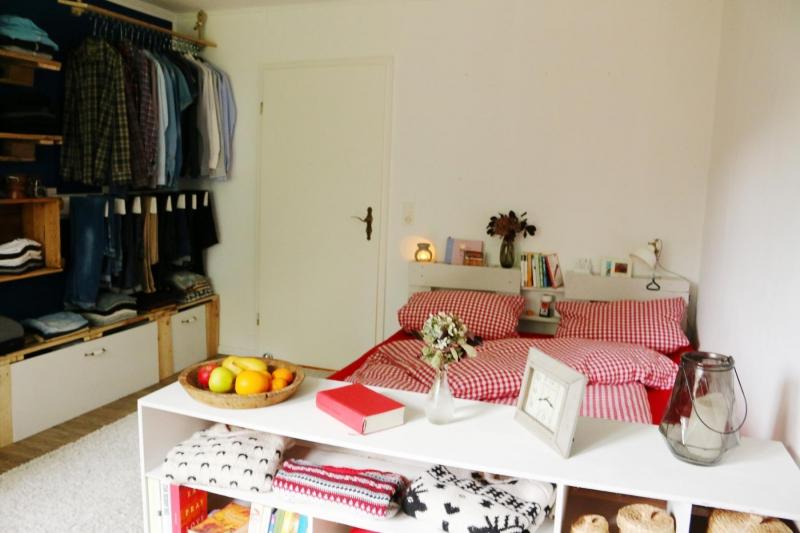 ᐅᐅ Palettenbett Selber Bauen Europaletten Bett Diy Anleitung Shop