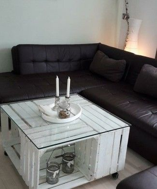 weinkisten tisch obstkisten couchtische holzkisten m bel shop. Black Bedroom Furniture Sets. Home Design Ideas