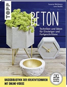 Taschenbuch - Beton Deko- Ideen und Techniken-1