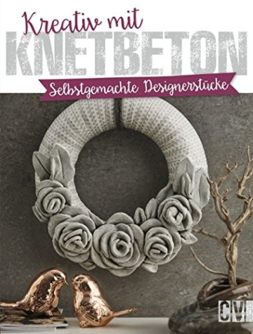 taschenbuch kreativ knetbeton beton deko shop. Black Bedroom Furniture Sets. Home Design Ideas